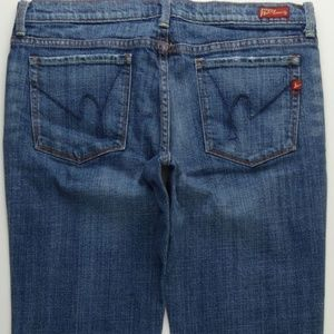 Citizens of Humanity Kelly 001 Boot Jeans 31 B411